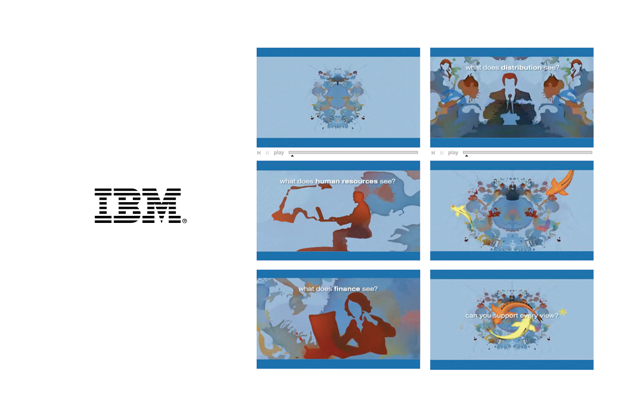 IBM - Can you see it?