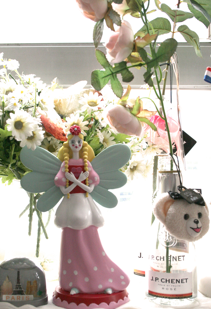 X'mas premium big fairy figure