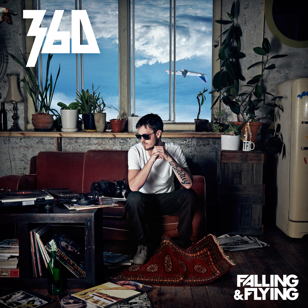 360 - Falling and Flying Album Cover